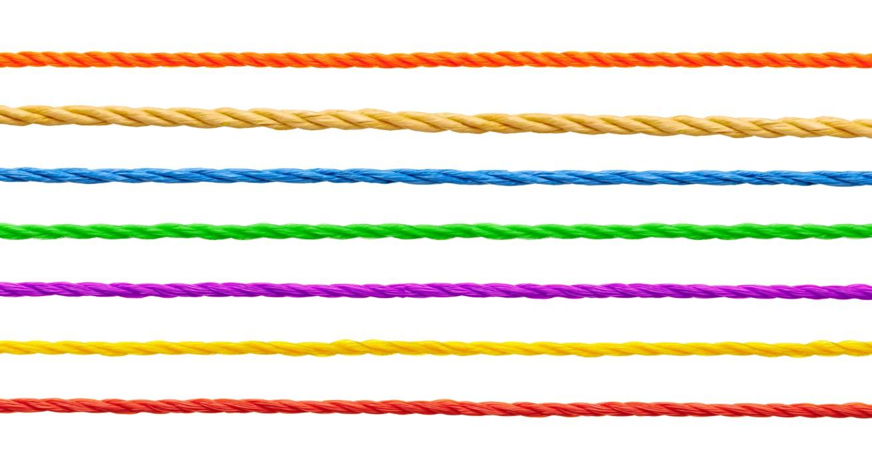 ECG - coloured links - iStock