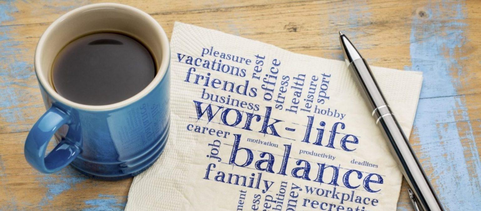 ECG- Work life balance - iStock-611613616